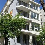нова жилищна сграда от Бургос Строй, Бургас