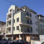 нова жилищна сграда в центъра на Бургас от строителя Бургос Строй