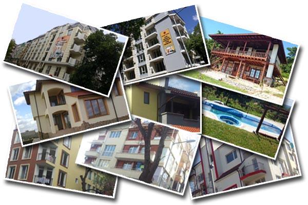 Объекты, построенные строительной компании Бургос Строй, Бургас