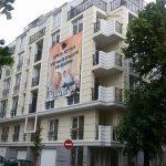 жилища от строителя Бургос Строй, сграда във Възраждане, Бургас